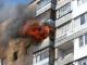 В Таганроге ликвидировали пожар, в котором пострадал человек