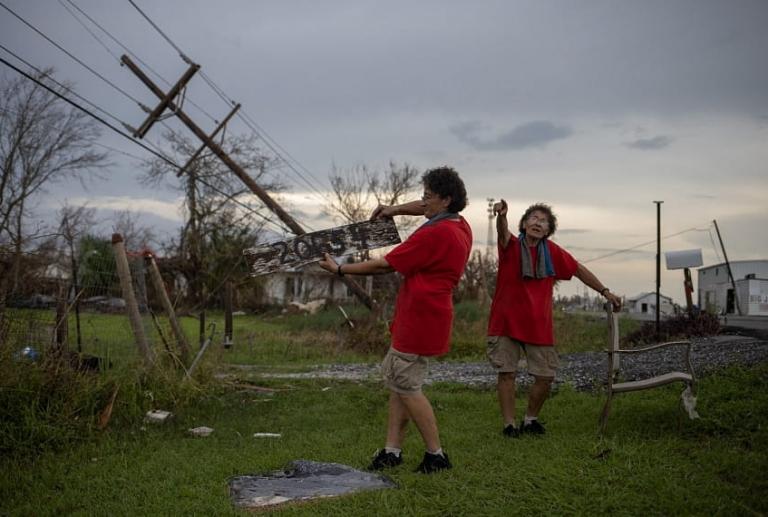 "На северо-востоке США объявили угрозу наводнений из-за циклона ""Ида"""